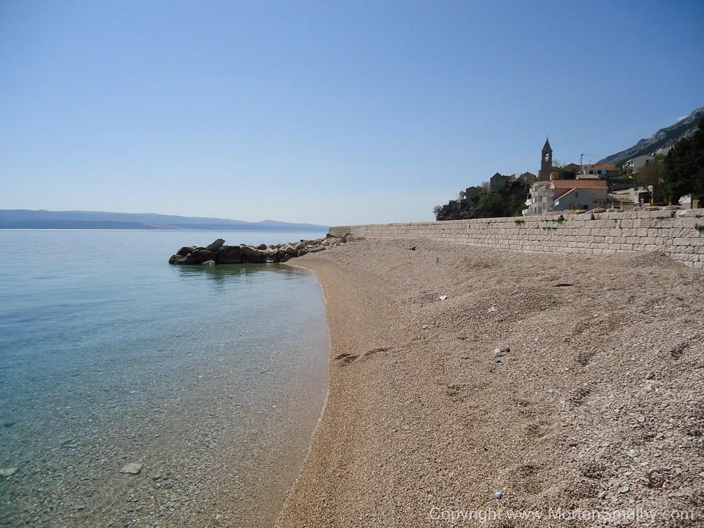 Beach in Pisak