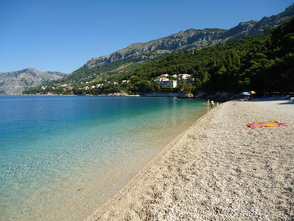 Brela Croatia, travel guide and photos