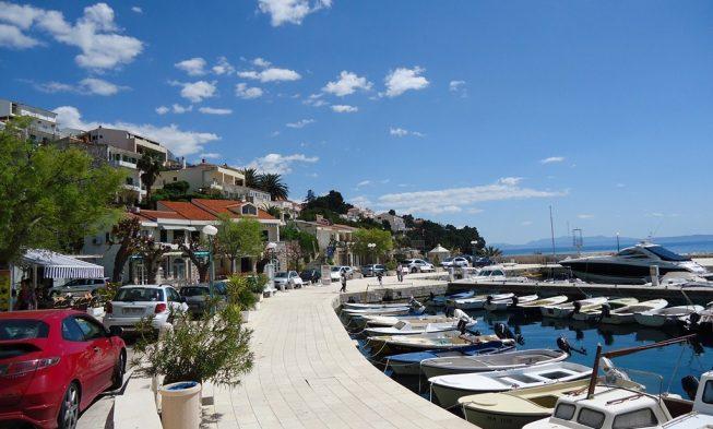 Brela Croatia Travel Guide And Photos