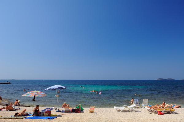 Rovinj Villas Rubin beach