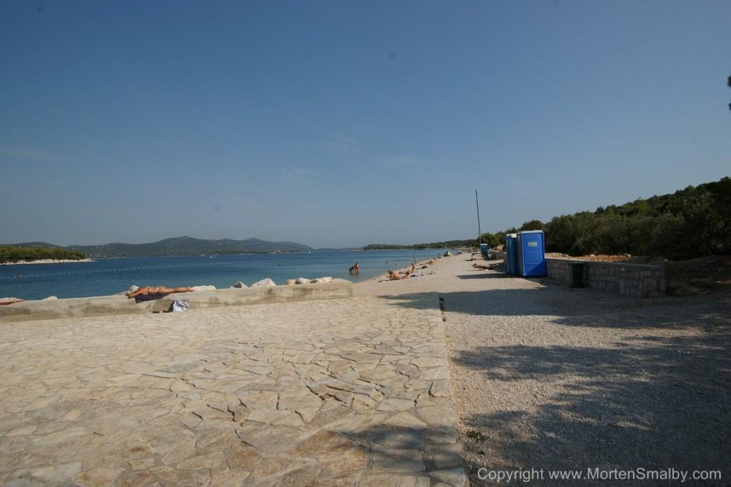 Beach Jezera