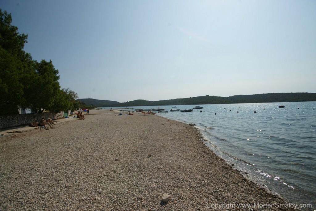 Beach Pirovac