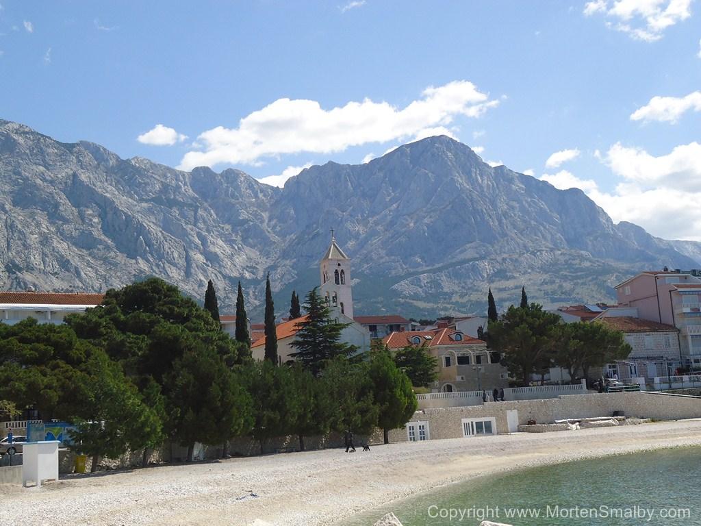 Church Baska Voda