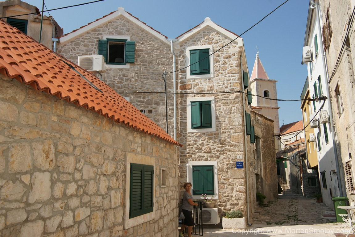 Old town Pirovac