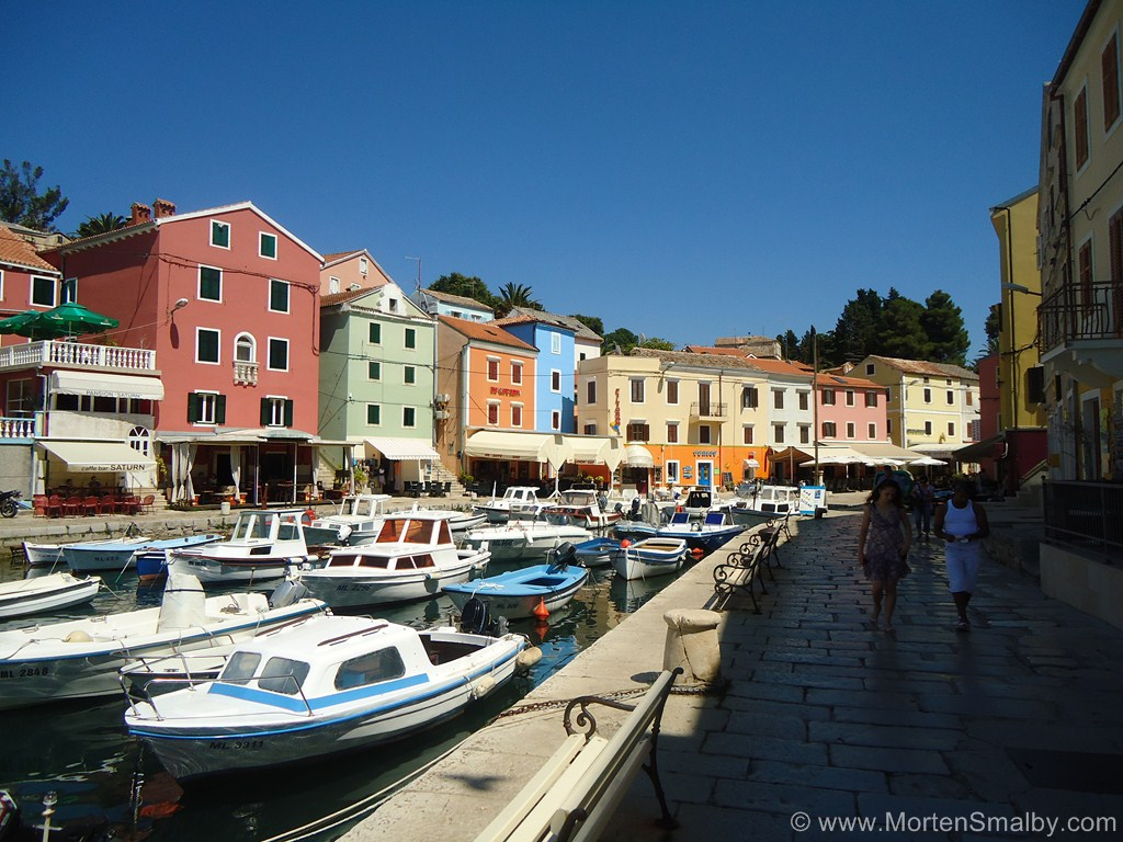 Veli Losinj Beaches Veli Losinj Beaches