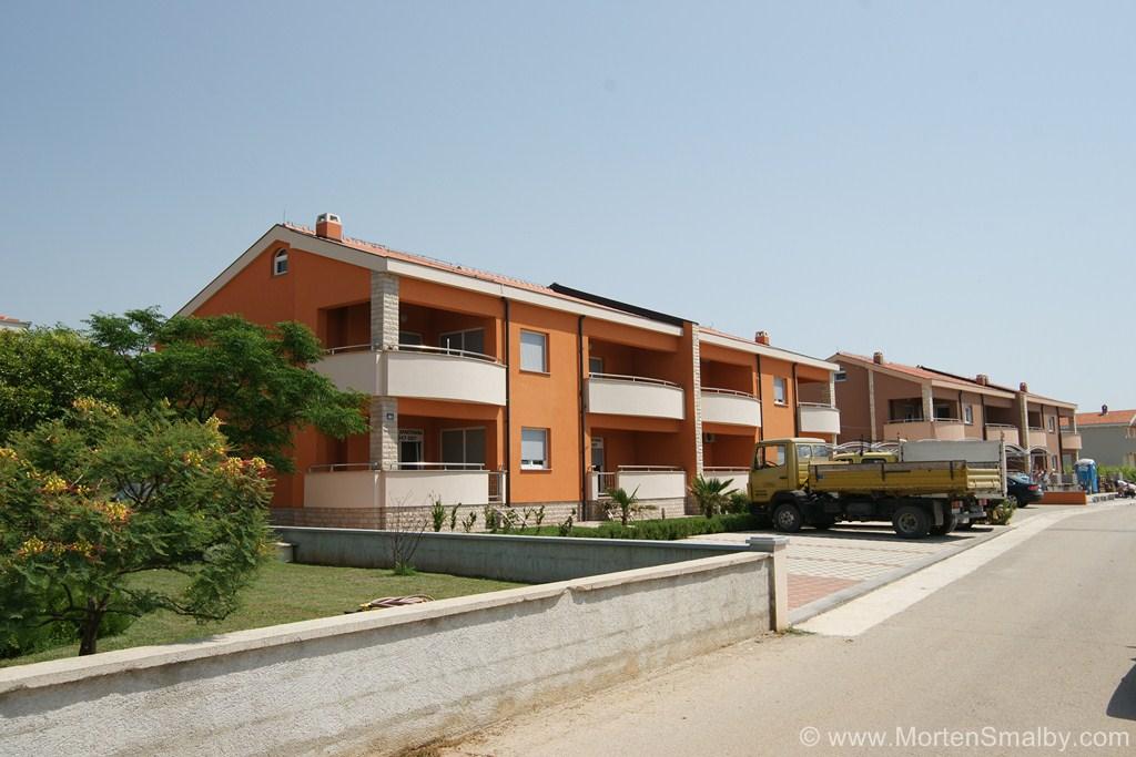 apartments Zaton
