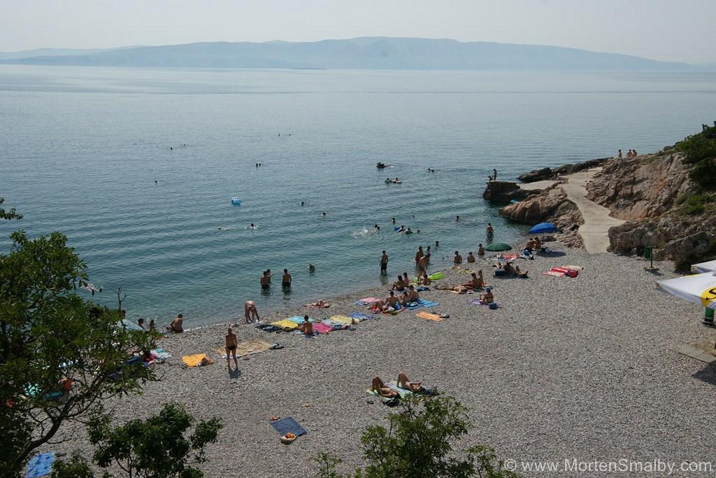 Beach Senj