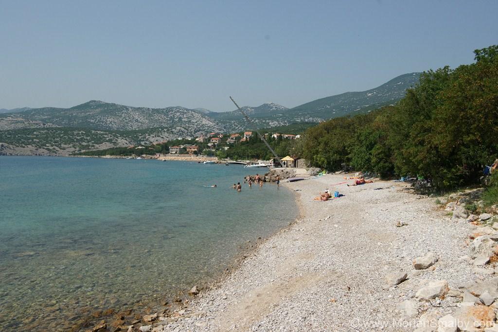 Beach Klenovica