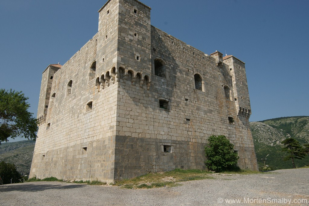 Castle Senj