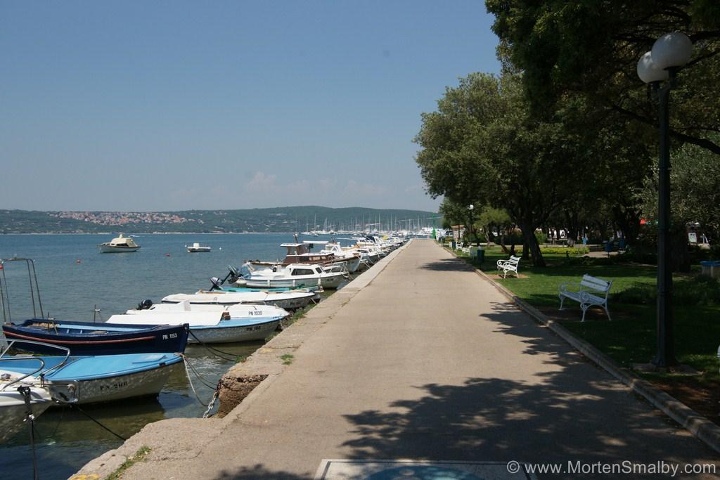 Punat Promenade