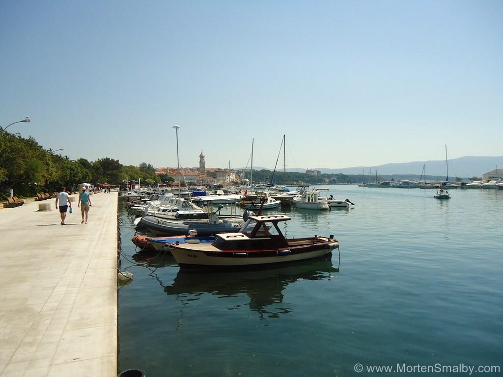 Seaside Promenade Krk