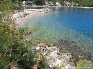 Stomorska beach