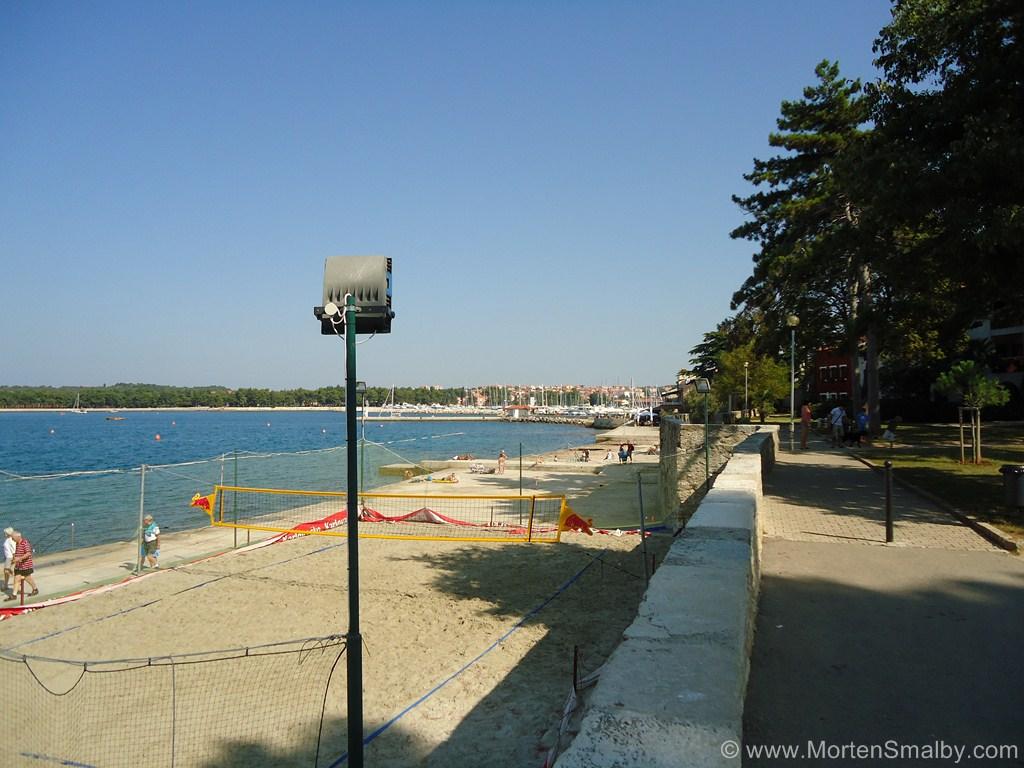 Beach Novigrad