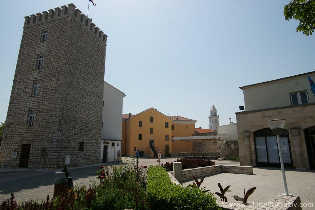 Old town Novi Vinodolski