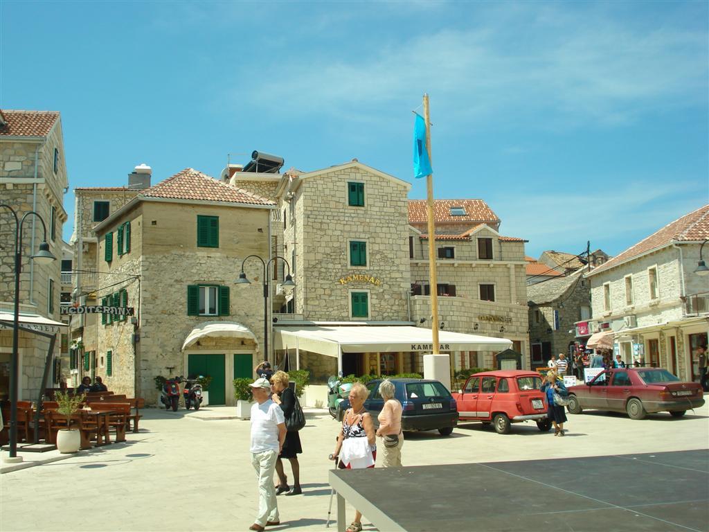 Old town Primosten