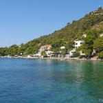Bay on Lastovo