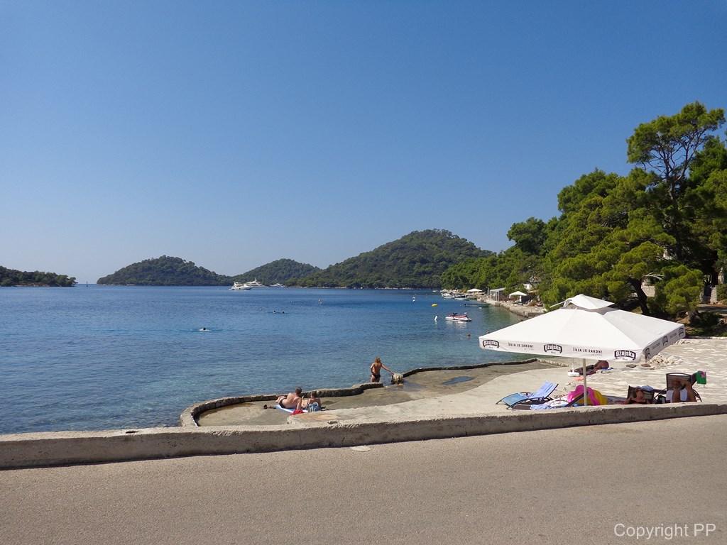 Beach Lastovo