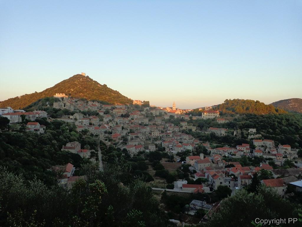 Lastovo Village