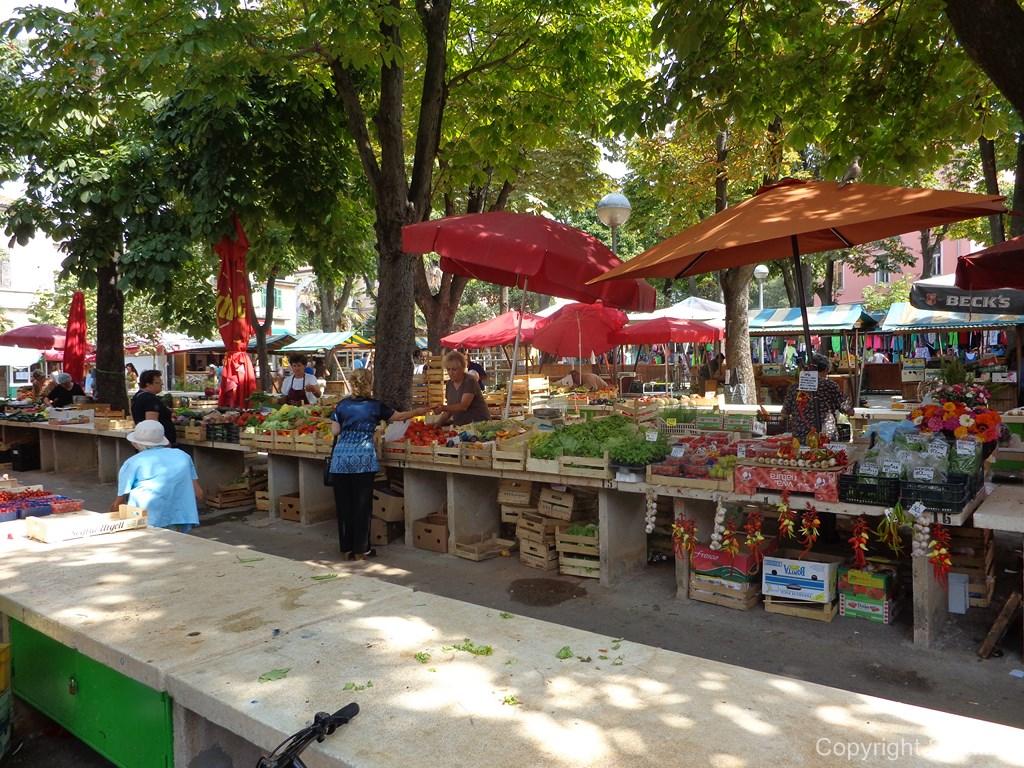 Pula Green Market