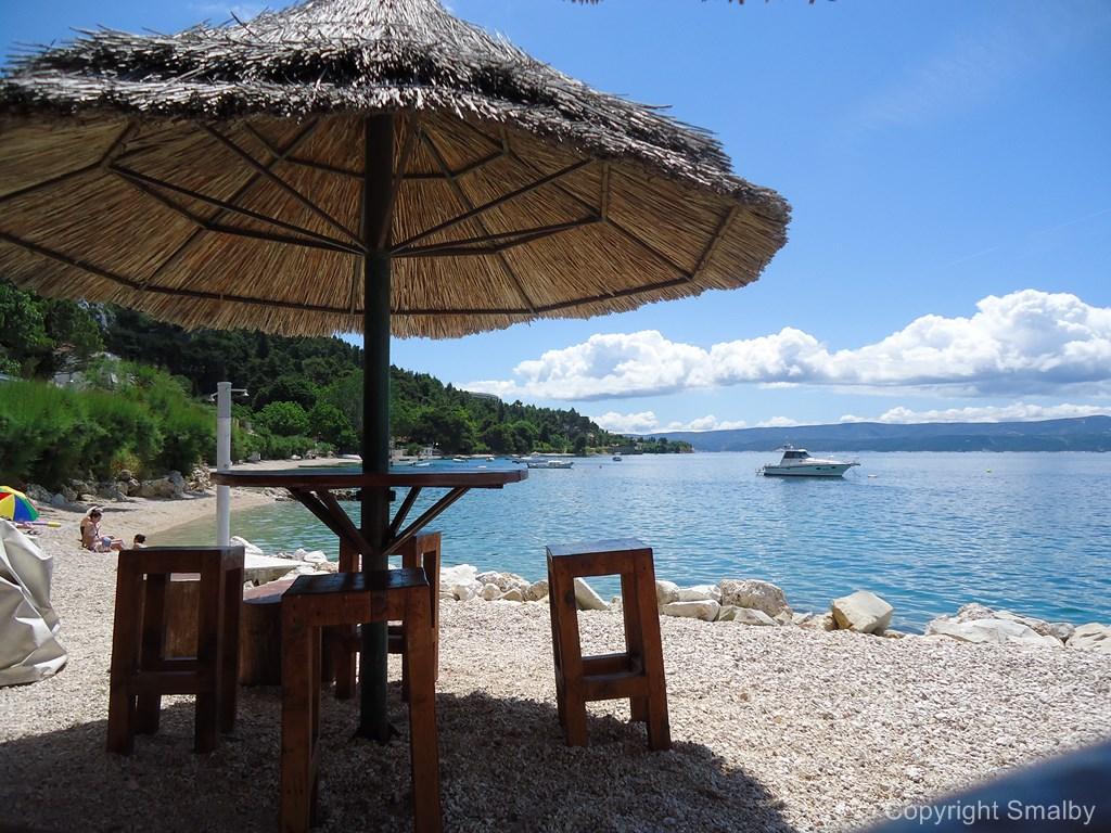 Beach Makarska