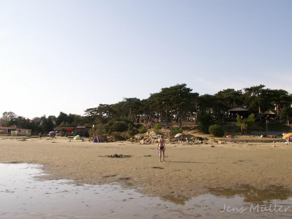 Beach Rab Island