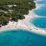 Great beach Makarska