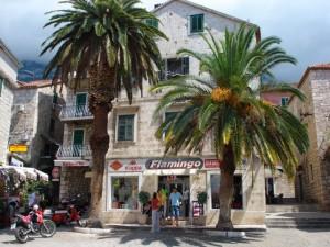 Makarska old town