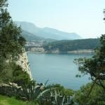 View from peninsula St Petar