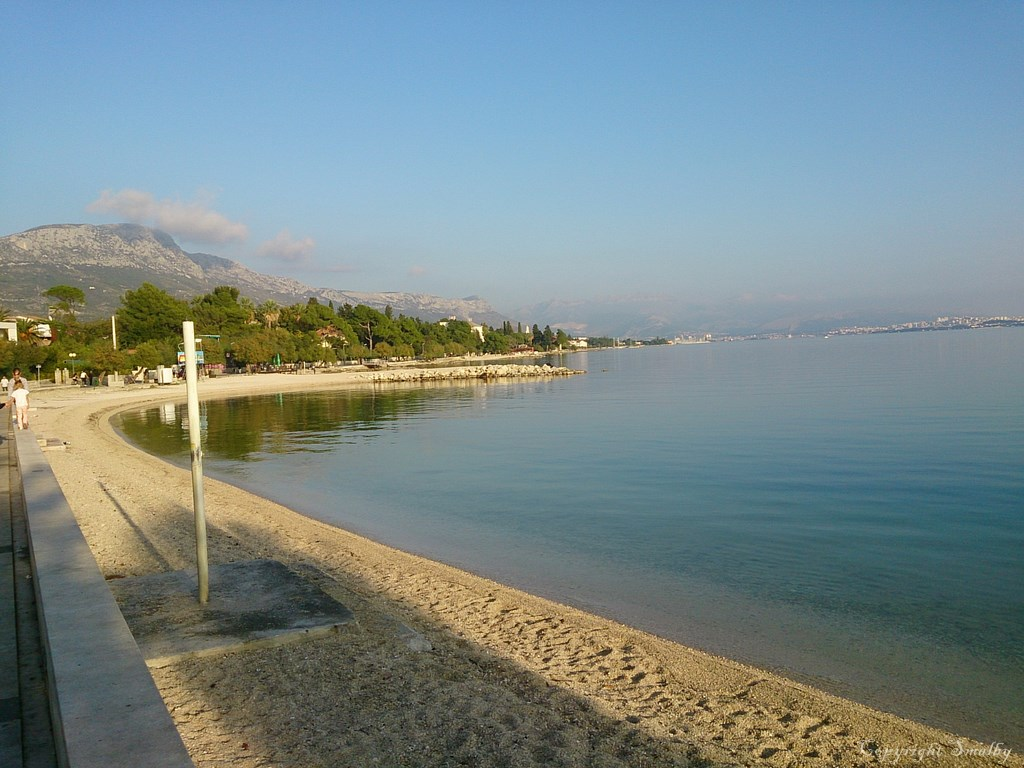 Kastela beach