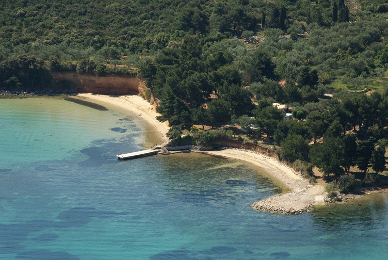 Camping Sovinje-nudist beach