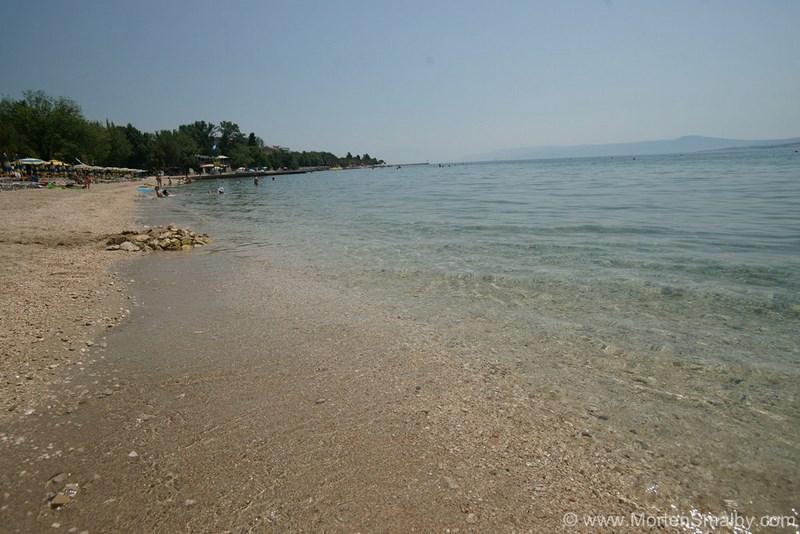 Beach Crikvenica