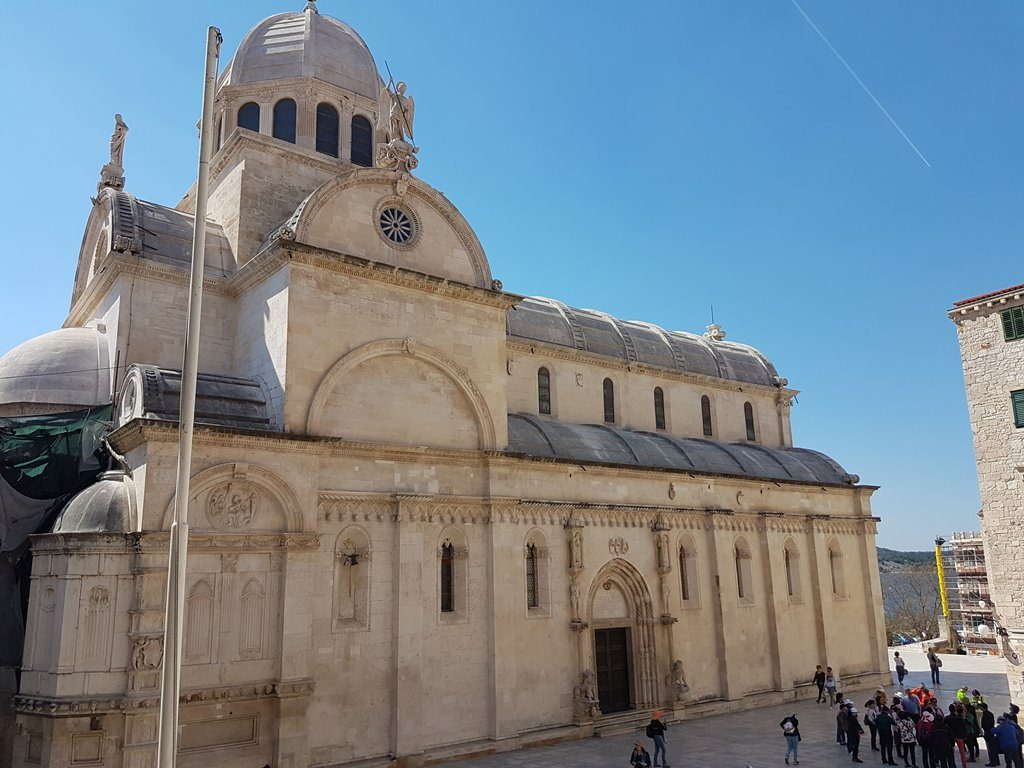 Cathedral St James Sibenik