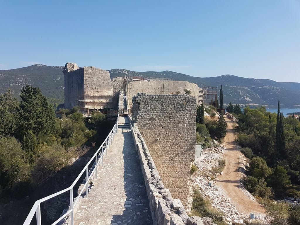 Koruna Fortress Mali Ston